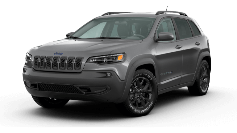 2020 Jeep Cherokee Upland - Billet Silver