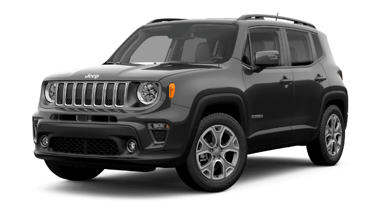 2020 Jeep Renegade Limited - Granite