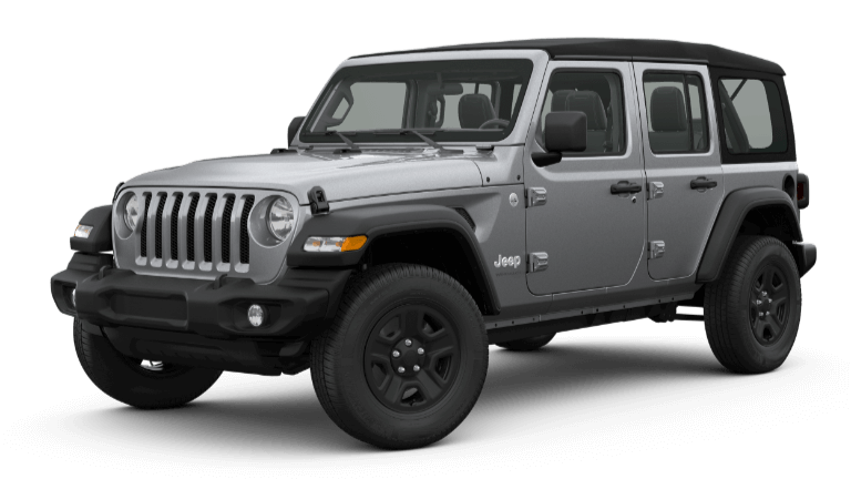 2020 Jeep Wrangler Unlimited Sport Lease
