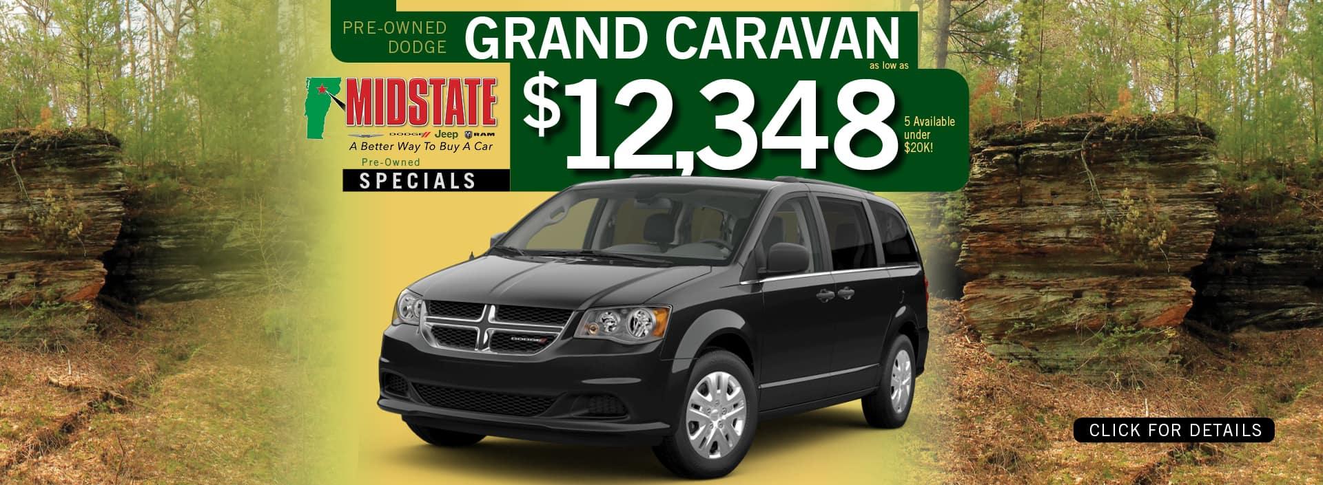 Used Dodge Grand Caravan