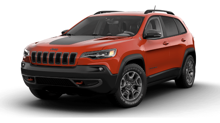 2021 Jeep Cherokee Trailhawk Lease Offer