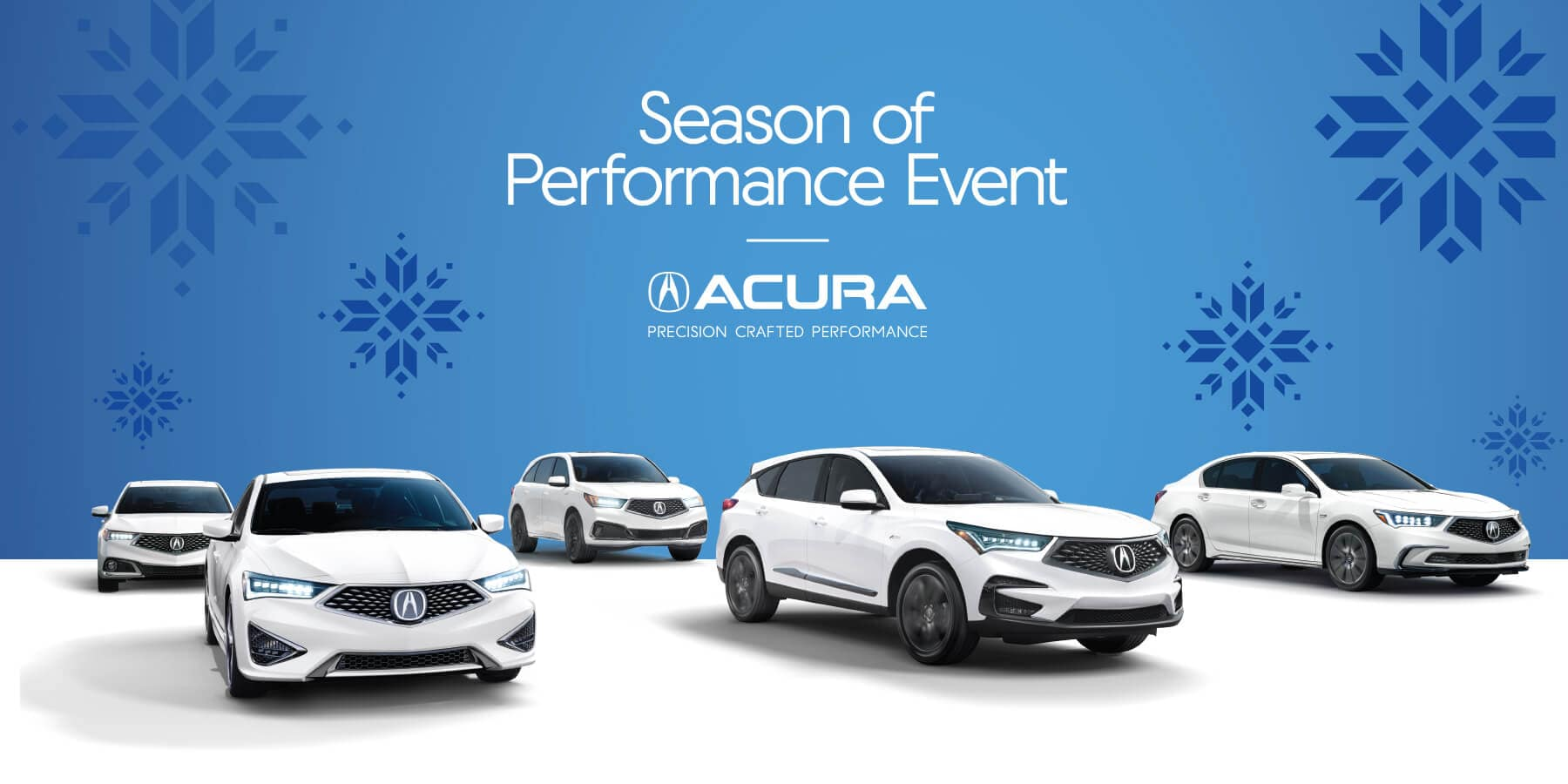 2019 Acura Season of Performance Event at Your Midwest Acura Dealers