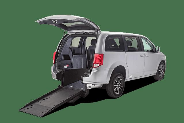 2017 Dodge Grand Caravan VMI VERGE II E