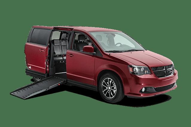 2017 Dodge Grand Caravan VMI APEX
