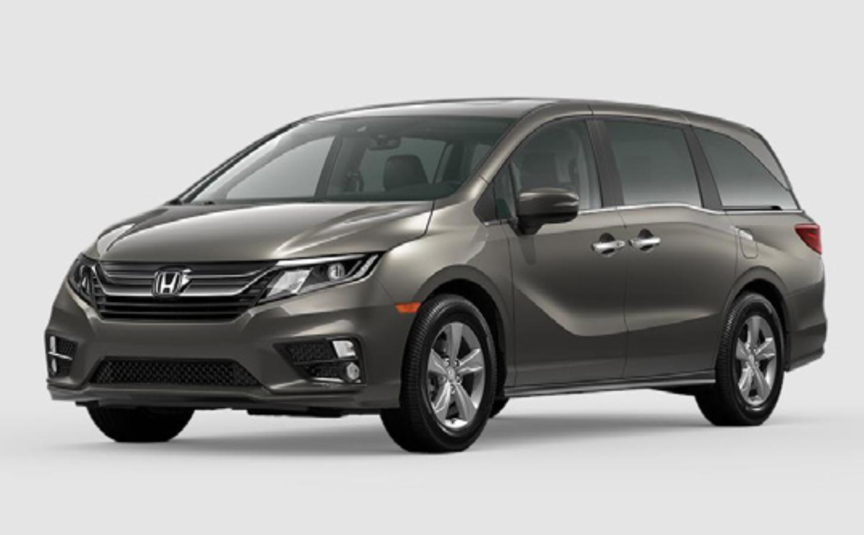 Honda Odyssey EX-L EX-L RN