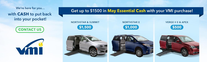 essential cash promotion