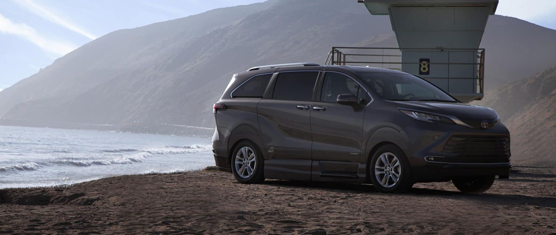 2021-Toyota-Hybrid-AWD-on-Beach