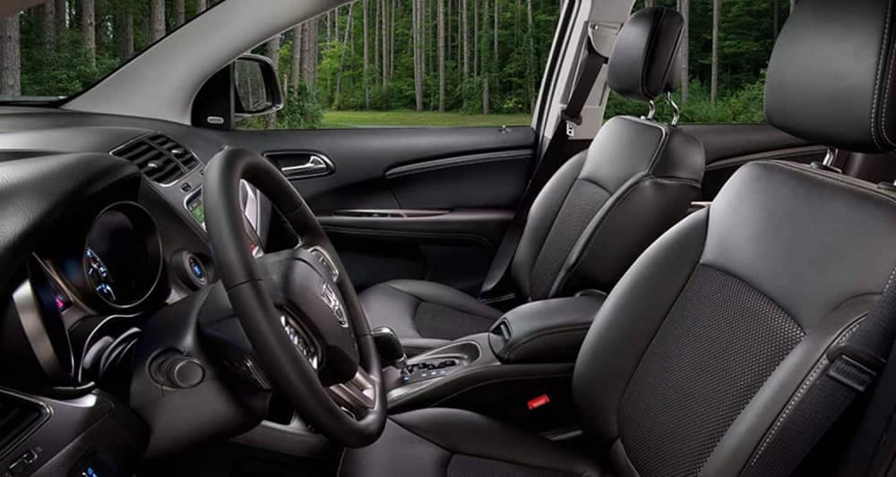 2019 Dodge Journey Cabin