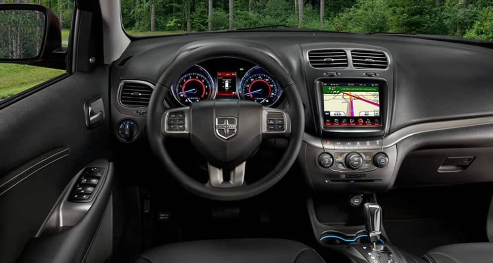 2019 Dodge Journey Dash