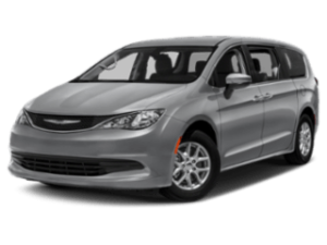 2019 Chrysler Pacifica model