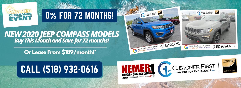 2020 Compass Nemer Queensbury August Offer