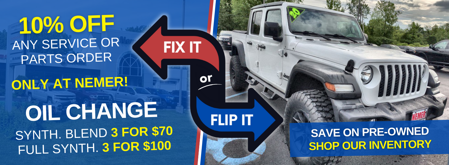 Pre-owned Fix or Flip August