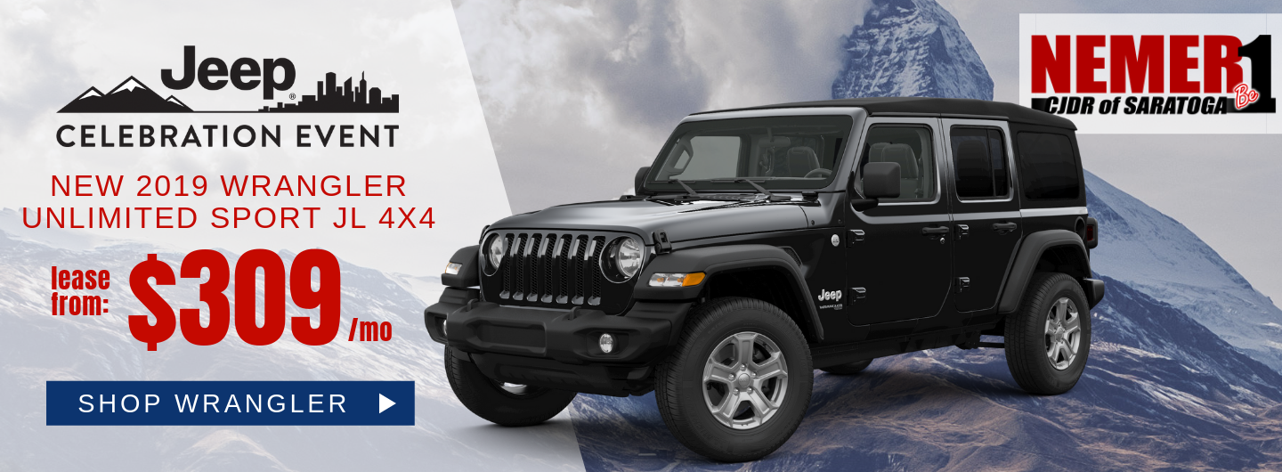 Wrangler Lease Offer May 2019 Nemer CJDR Saratoga