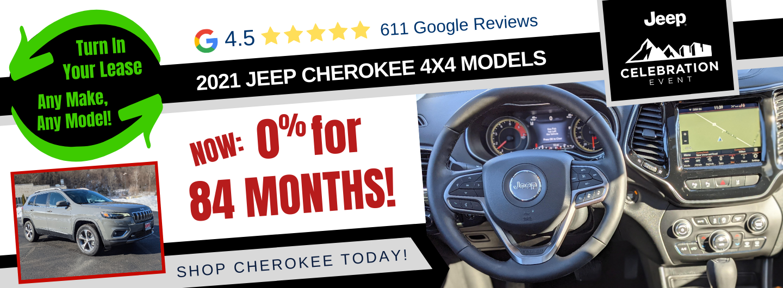cherokee april 2021