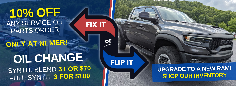 Ram Truck Fix it or Flip It