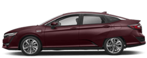 Honda-Clarity-Red