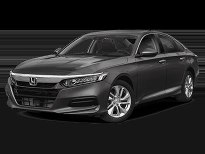 New 2019 Honda Accord LX 1.5T Sedan Auto