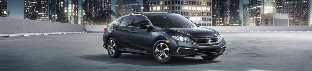 2019 Honda Civic Cosmic Blue Metallic