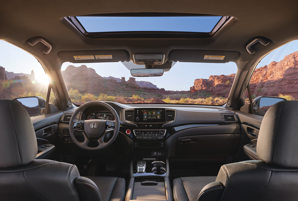 2019 Honda Passport Interior Technology