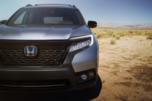 2019 Honda Passport Performance