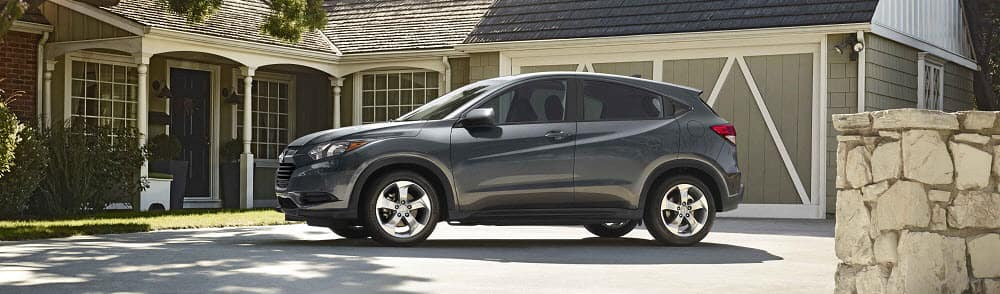 Gray Honda HR-V | Honda Dealer near Tustin