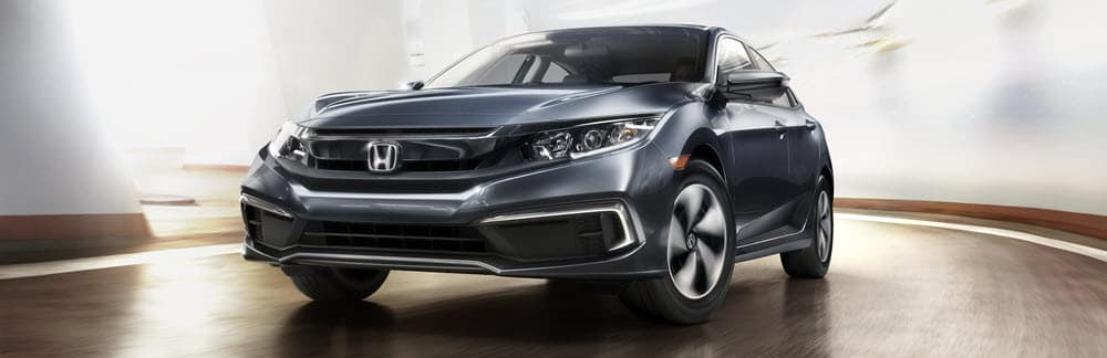 Honda Civic Lease in Irvine CA