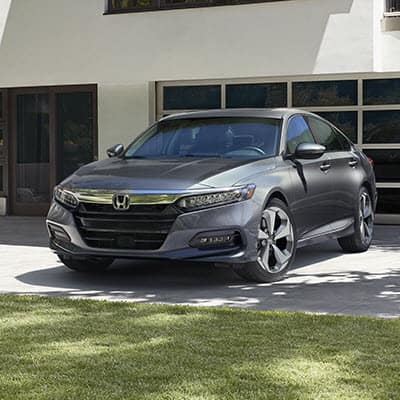 Honda Accord Safety Features