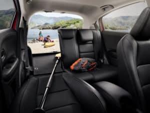 2019 Honda HR-V Passenger Dimensions