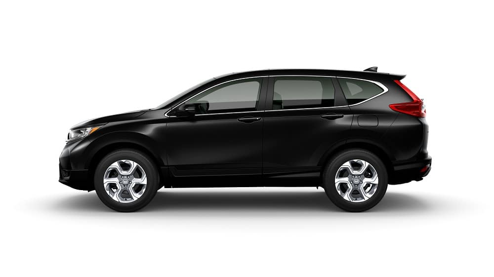 Honda CR-V Black