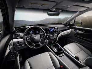 2020 Honda Pilot Infotainment System