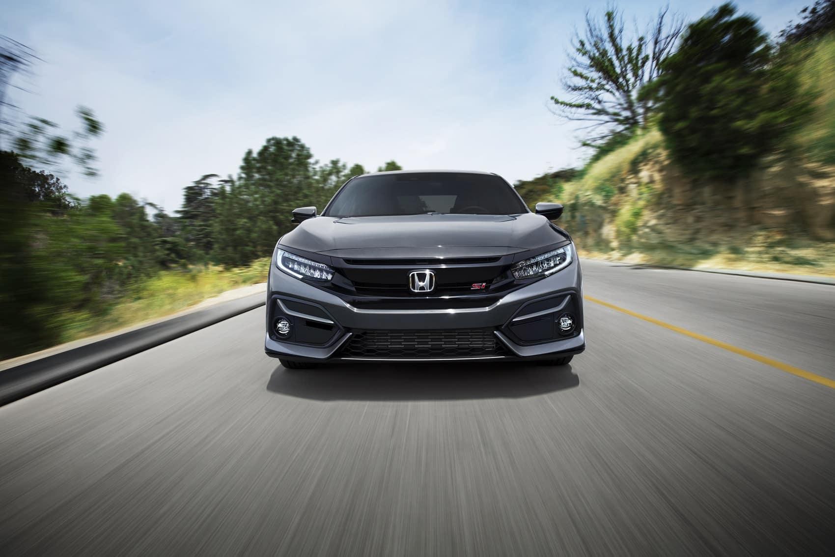 2020 Honda Civic Grey
