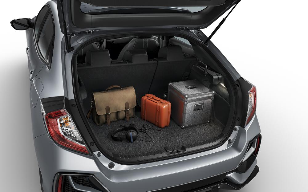 Honda Civic Hatchback Cargo
