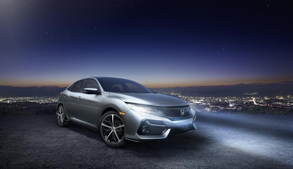 Honda Civic Hatchback Safety