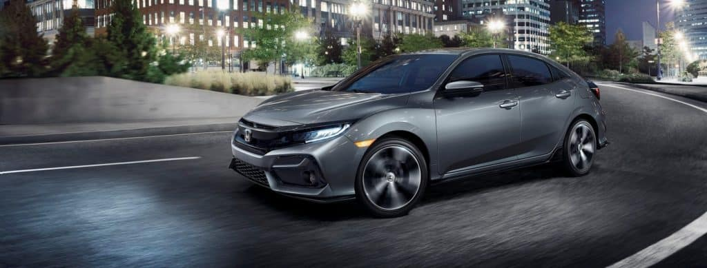 2020 Honda Civic Hatchback vs Mazda3
