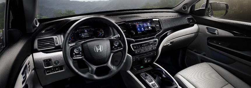 2020 Honda Pilot vs Ford Explorer