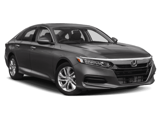 New 2020 Honda Accord LX Auto