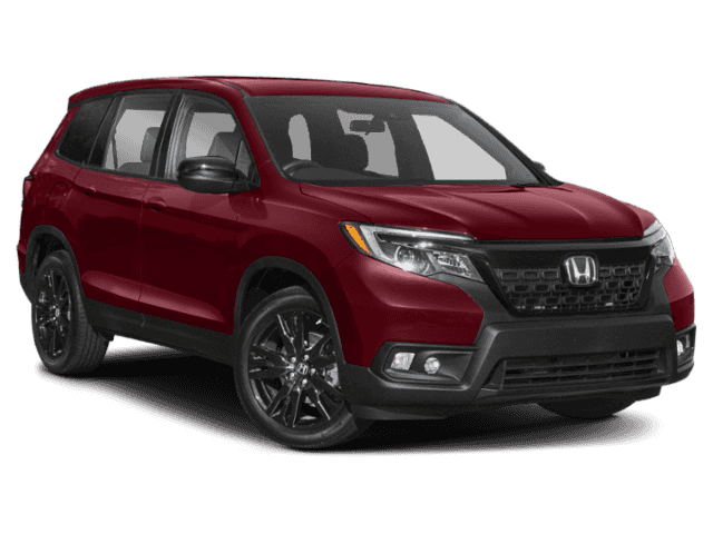 New 2020 Honda Passport Sport FWD Auto