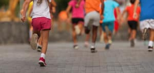 2020 Kids Run the OC Program Irvine CA