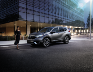2020 Honda CR-V vs Ford Escape