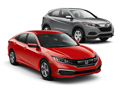 Select In-Stock New 2019 Honda Models
