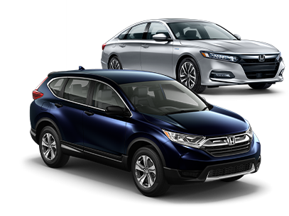 Receive $1,000 in Honda Loyalty