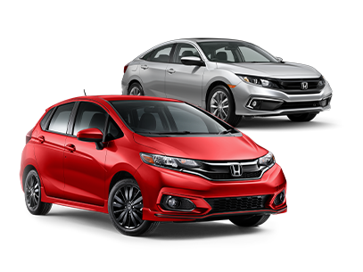 Select In-Stock New 2020 Honda Models