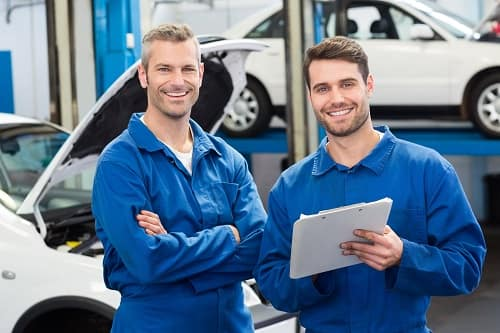 Honda Service Mechanics