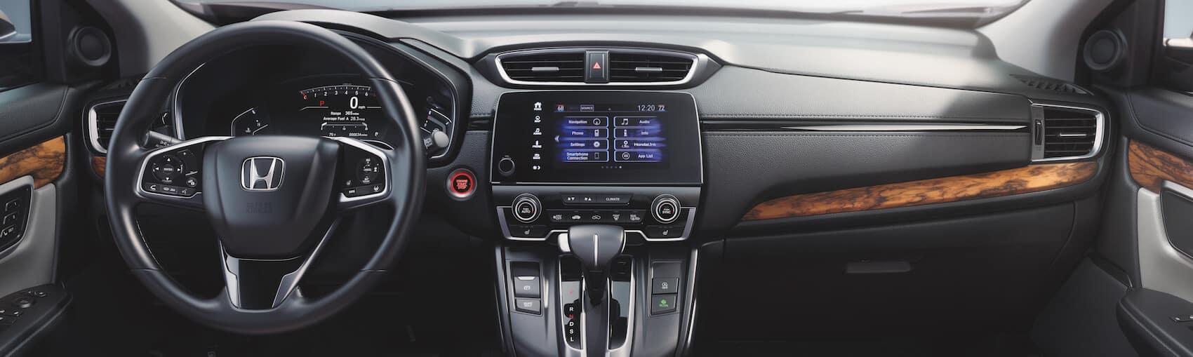 2020 Honda CR-V interior Irvine, CA