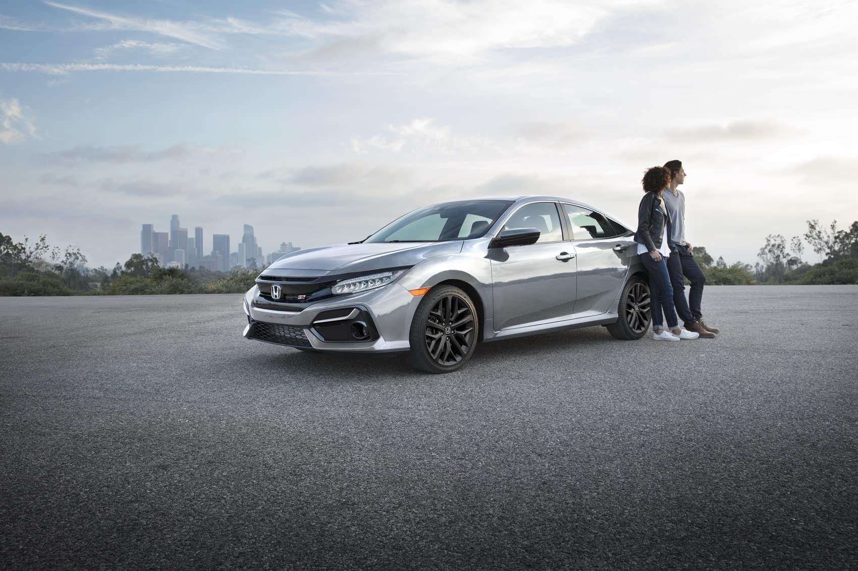 2020 Honda Civic Lease
