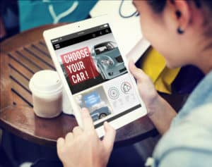 Online Vehicle Shopping