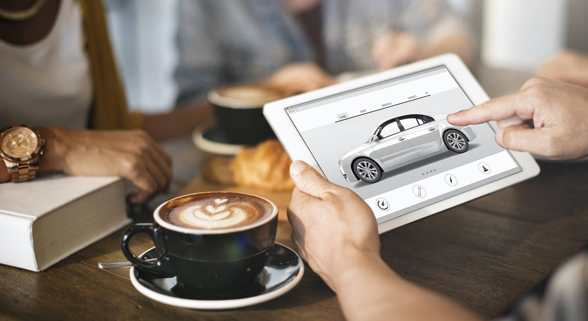 How Does Buying a Car Online Work?