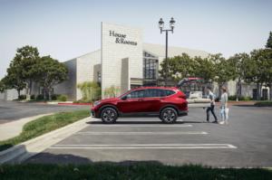 Certified Pre-Owned Honda CR-V