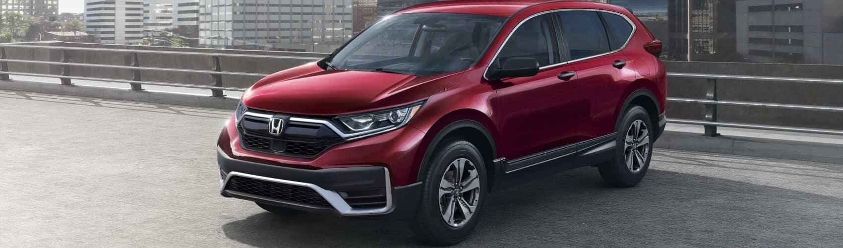2021 Honda CR-V Review