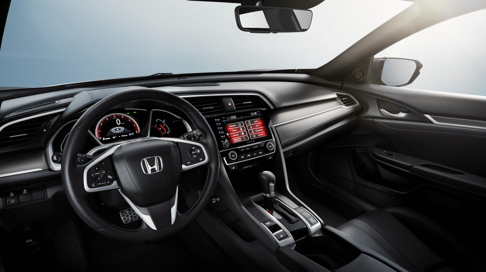 Honda Civic Tech